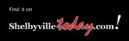 FInd it on ShelbyvilleToday.com! Logo