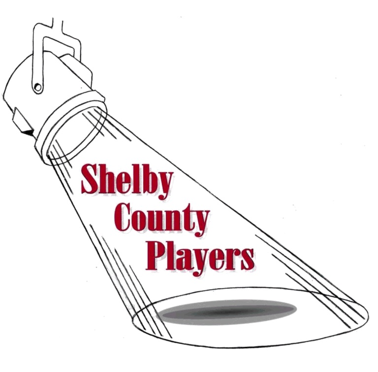 Shelby County Players Logo