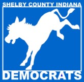 Shelby County Indiana Democrats Logo