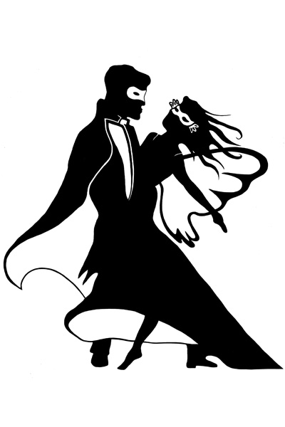 Image for Shelby County Player, Shelbyville, Indiana Masquerade Ball