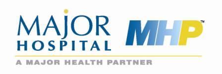 Major Health Partners Logo