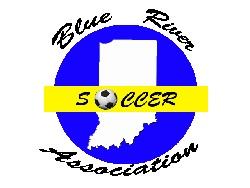 Blue River Soccer Logo