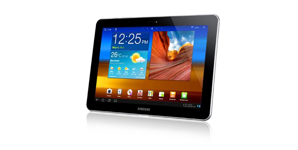 Samsung Galaxy Tab 10.1 Verizon