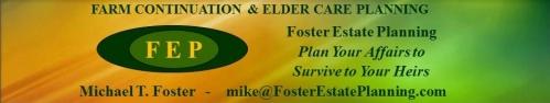 Foster Estate Planning Header