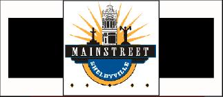 Mainstreet Shelbyville Logo Ad
