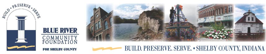 Blue River Community Foundation Header Logo