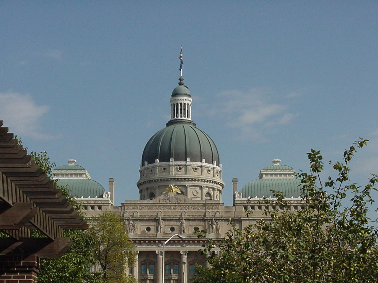 Indiana Statehouse Photo