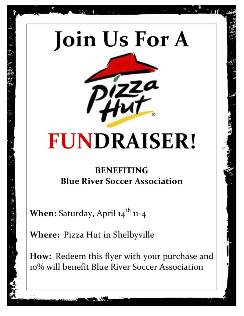 pizza hut soccer fundraiser shelbyvilletoday
