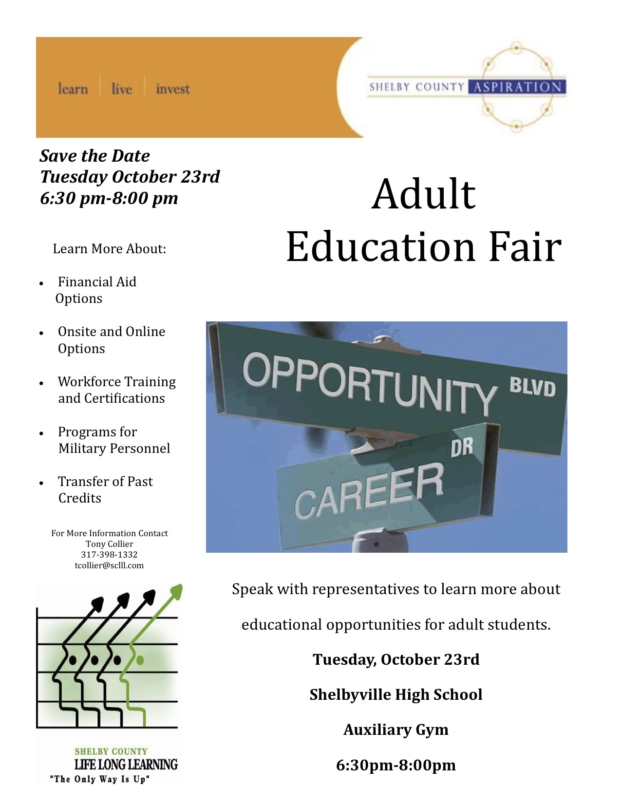 Adult Education Fair 2012