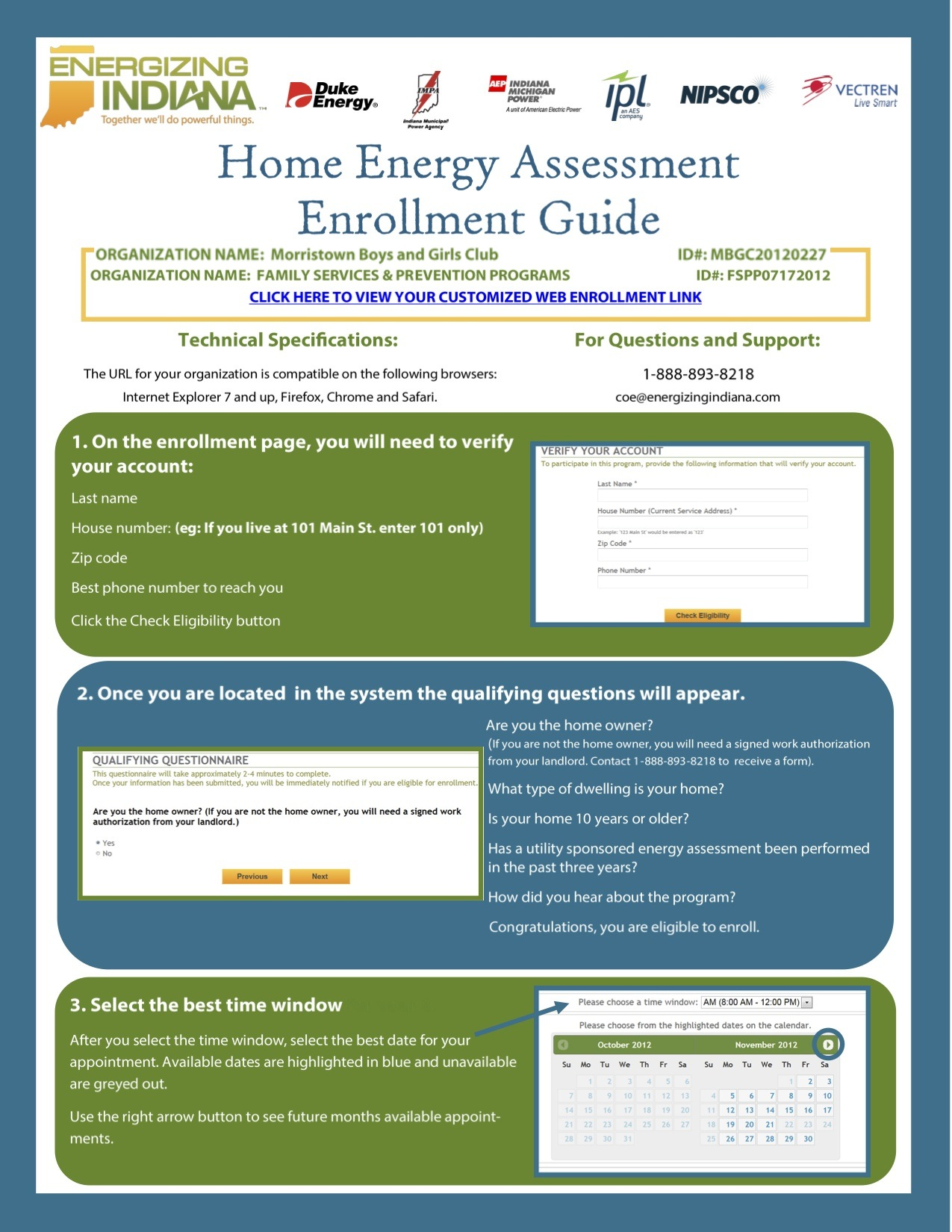 Energize Indiana Energy Assessment