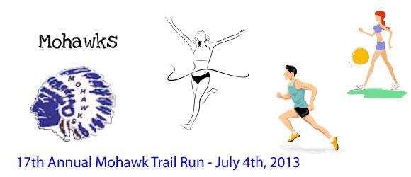 17th Annual Mohawk Trail Run