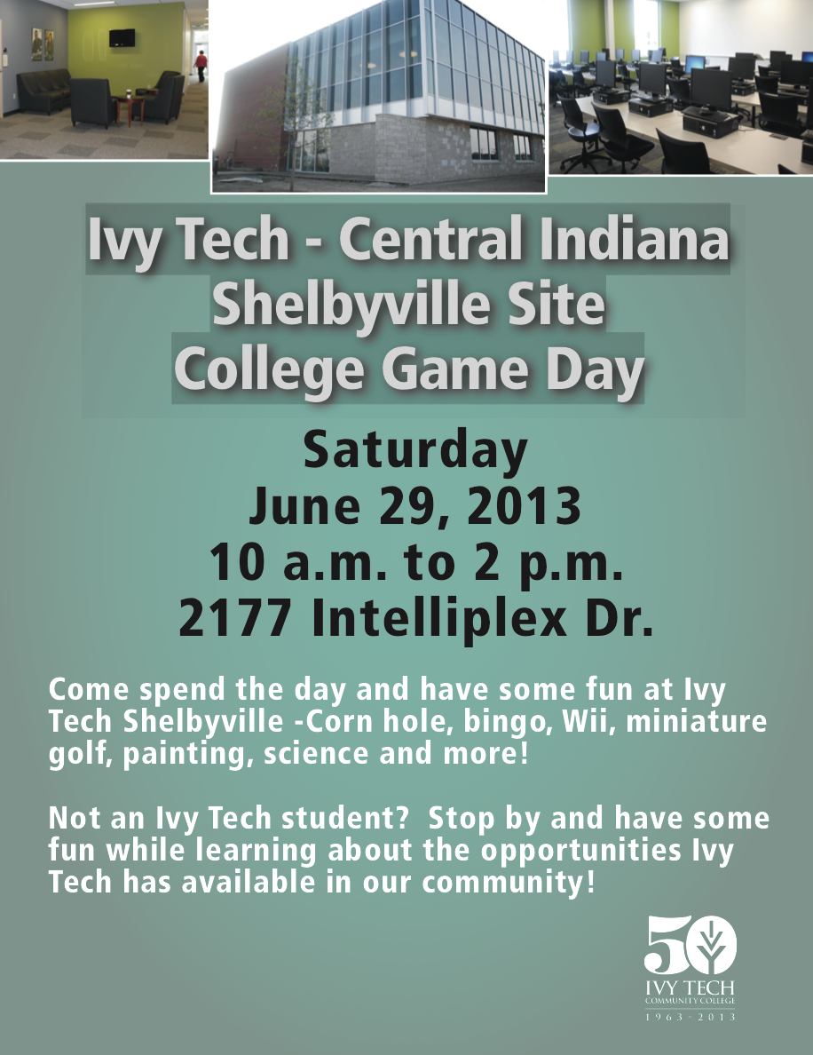 Ivy Tech College Game Day