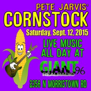 Pete Jarvis' Cornstock 2015 @ Giant 96 Radio Station Grounds | Shelbyville | Indiana | United States