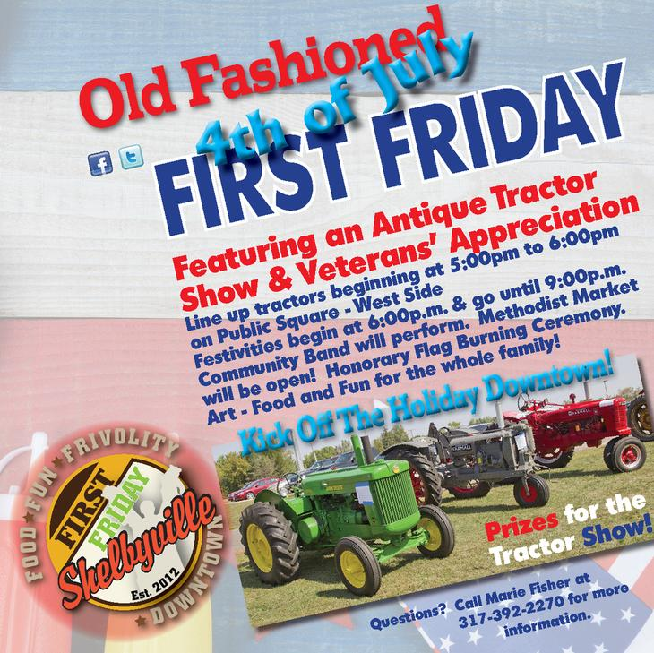 First Friday @ Downtown Shelbyville | Shelbyville | Indiana | United States