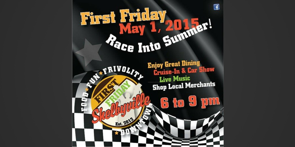 Race Into Summer - First Friday May 2015 @ Downtown Shelbyville | Shelbyville | Indiana | United States