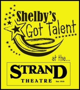 Shelby's Got Talent Semi-Finals* @ The Strand Theatre | Shelbyville | Indiana | United States