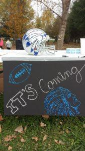 Waldron Football Fundraiser @ Mt. Pisgah Baptist Church   Shelbyville   Indiana   United States