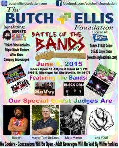 Battle of the Bands @ The Skyline Drive-In