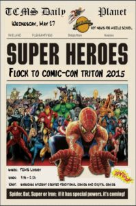 Triton Comic-Con 2015 @ Triton Central Middle School | Fairland | Indiana | United States