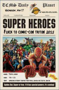 Triton Comic-Con 2015 @ Triton Central Middle School | Fairland | Indiana | United States
