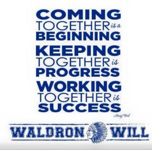 Waldron Elementary : Waldron Will Ribbon Cutting @ Waldron Elementary School | Waldron | Indiana | United States