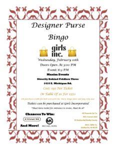 Purse Bingo @ Maxim Events